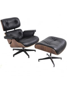 Eames Lounge Chair And...